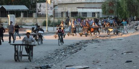 A new job category in Aleppo --