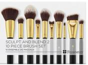 Cosmetics Sculpt Blend2 Piece Brush