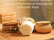 Reasons Mom's Should Consider Getting Professional Massage Regular Basis #BecauseMoment