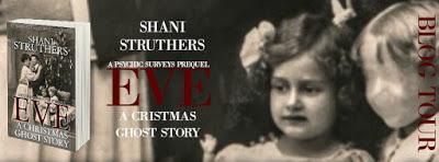 EVE (A Christmas Ghost Story) by Shani Struthers @bemybboyfriend @shani_struthers