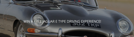 Win a Jaguar E Type Driving Experience! (Worth £99)