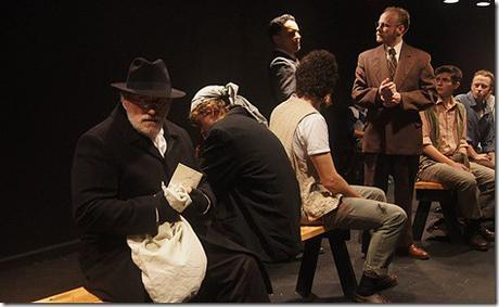 Review: Incident at Vichy (Redtwist Theatre)