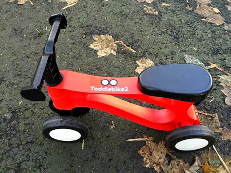 Toddlebike 2 review