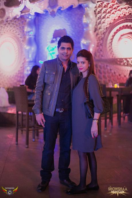 Rahul Chhabra and Ruchi Chhabra