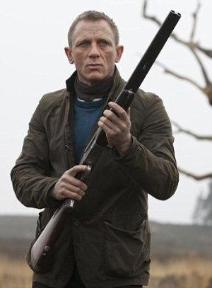 Skyfall Bond S Barbour Jacket In Scotland Paperblog