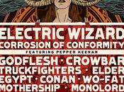 CORROSION CONFORMITY Headline Friday DESERTFEST LONDON 2016!
