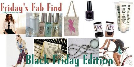 Friday's Fab Find: Black Friday Deals