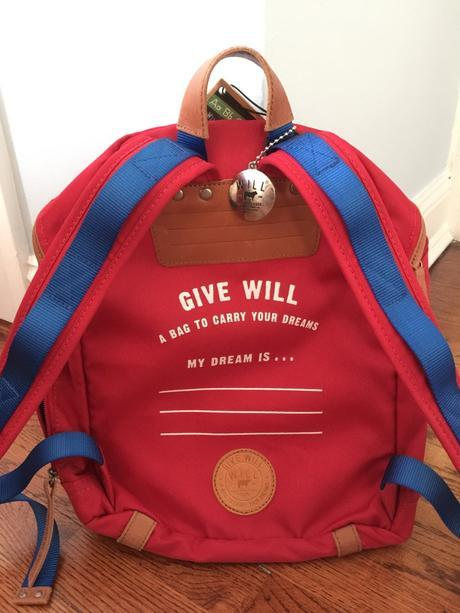 The Best Schoolbag / Backpack for Kids from Will Leather Goods @willleather #shareyourwill