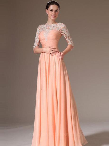 Modest Dresses for Prom
