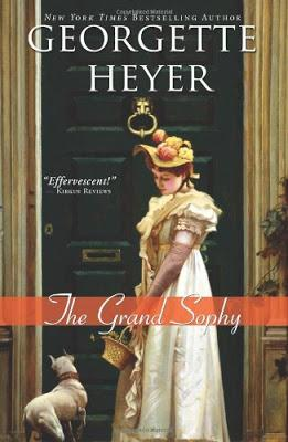 The Grand Sophy film- A Georgette Heyer adaptation at last?