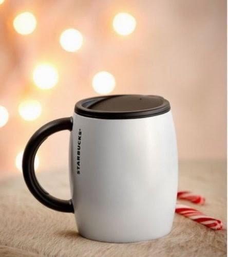 christmas list starbucks mug