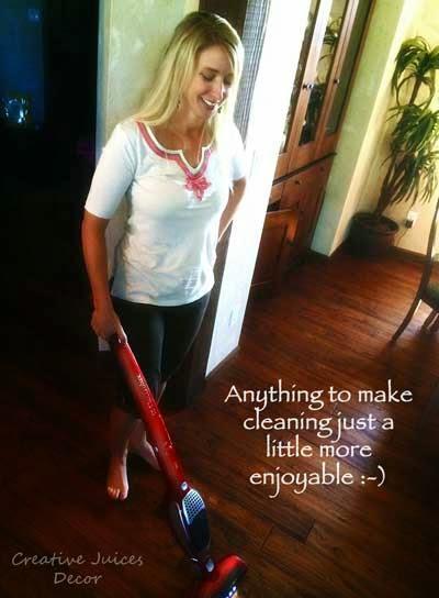 stick vacuum gift idea list blogger