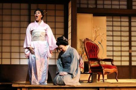 madama butterfly essay Movie: debut albums and play m butterfly essay  madama butterfly is about a young woman, aged 15, that falls in love with the wrong man pinkerton is the name,.