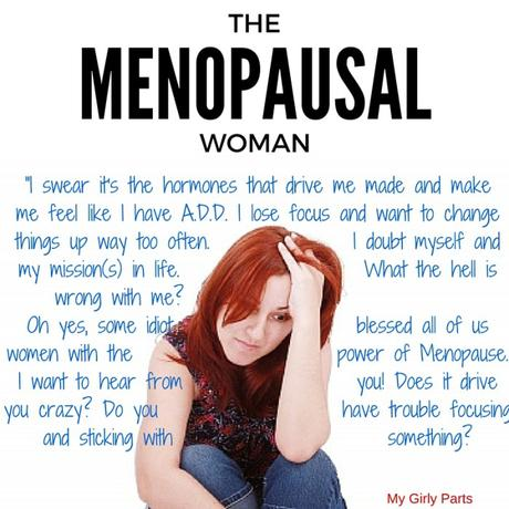 The Menopausal Woman