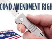 Knife Rights Covered Second Amendment