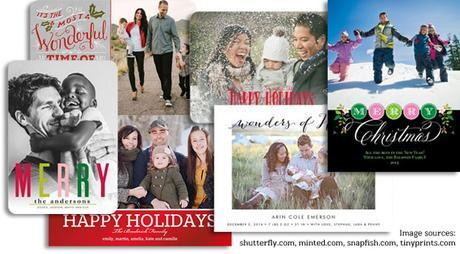 Where are LGBT families in Holiday photo card catalogs?