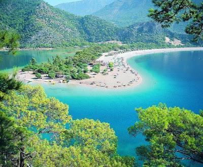 Turkey Beaches