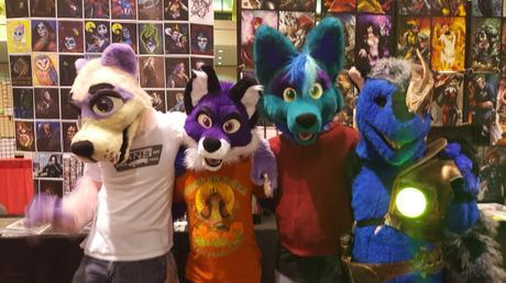 Some furries!