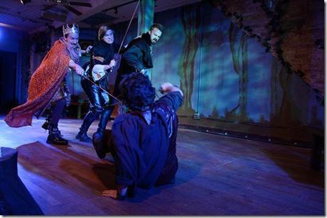 Review: Robin Hood and Maid Marian (Strawdog Theatre)