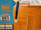 Earn Your Turkey Virtual Race Recap