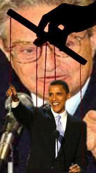 Soros puppet master