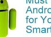 Must Have Android Apps Your Smartphone