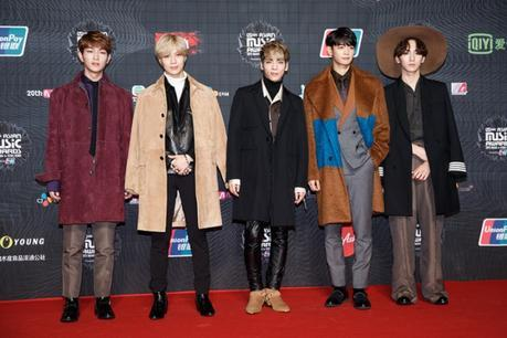 The Mnet Asian Music Awards 2015 in Men's Fashion