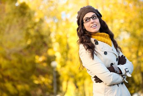 Fashion trends glasses and sunglasses for fall autum winter season
