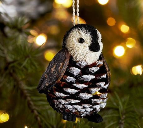 CUTEST Christmas Ornaments from Nature