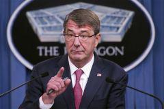 Obama's defense secretary Ash Carter