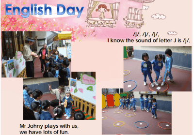 Teaching English in Hong Kong