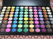 Color Glitter Palette Special Edition from Beauty Treat [Review]
