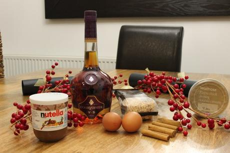 The Nutella Eggnog Martini - Paperblog
