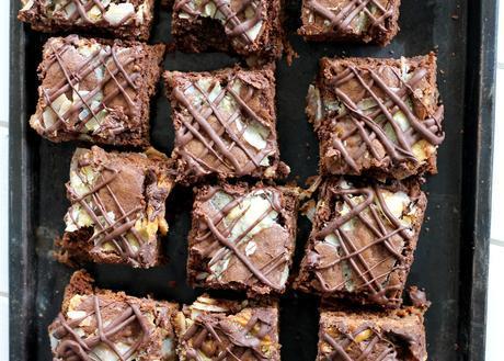Chocolate Coconut Caramel Bars