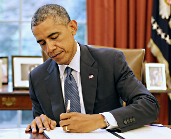 Obama Signs Another