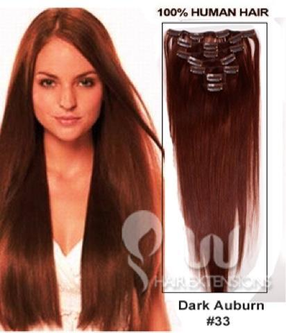 New Love: Clip In Hair Extensions