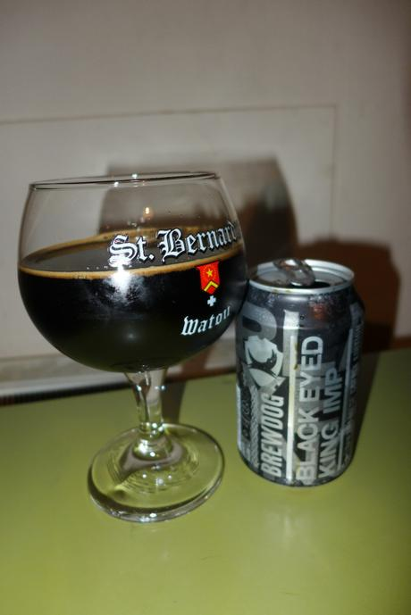 Brewdog Black Eyed King Imp Vietnamese Coffee Edition