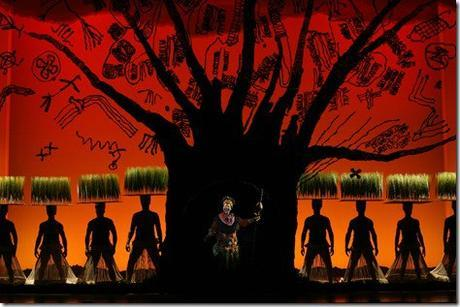 Review: The Lion King (Broadway in Chicago, 2015)