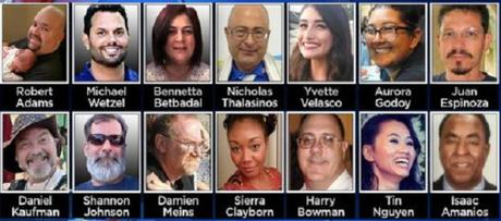2015 San Bernardino mass shooting victims