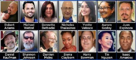 2015 San Bernardino mass shooting victims