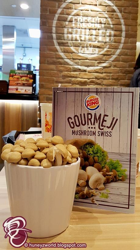 Burger King's Gourmeji Swiss Burgers Are Bursting With Unami With Every Bite