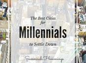 Best Cities Millennials Settle Down
