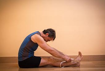 paschimottanasana variations  yoga poses