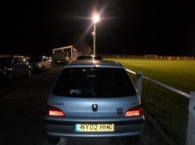 ✔495 - Grimethorpe Sports Ground