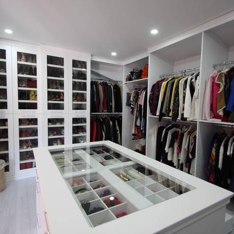 Dressing room by vAvien İç Mimarlık
