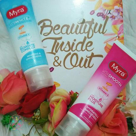 Be Beautiful Inside & Out With Myra Facial Wash