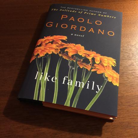 Winners of Like Family by Paolo Giordano