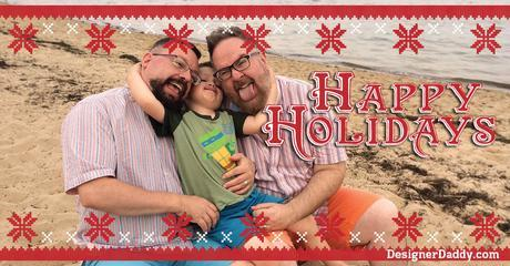 Our Holiday Newsletter: 12 Days of Christmas, Unfiltered