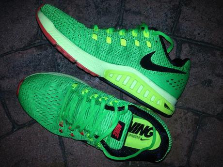 Introducing the Nike Air Zoom Structure 19