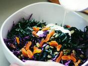 Kale Pumpkin Seeds Apricot Salad with Yogurt Dressing (Free) Recipe eBook